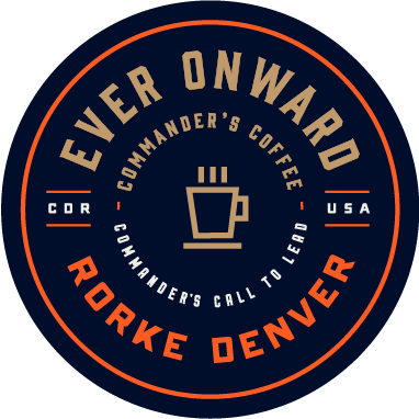 Ever Onward - Commander's Coffee